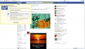 Facebook Social Fixer 1