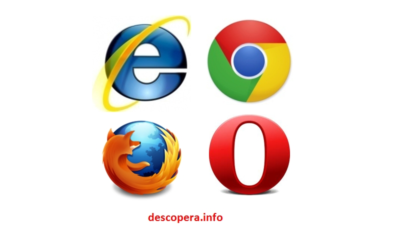 Internet Explorer 10 Google Chrome Mozilla Firefox Opera